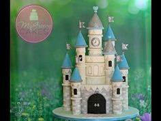 ▶ How To Make A Castle Cake - YouTube
