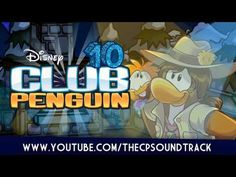 Club Penguin Music OST: 10th Anniversary Party 2015 - Campy's Camp (Igloo Music) - YouTube