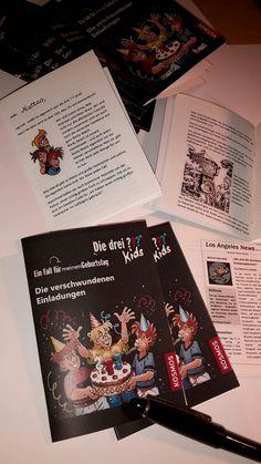 Einladung Detektivparty Kindergeburtstag Box Mit Lupe | Spy Party |  Pinterest | Spy, Birthdays And Spy Party