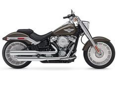 NEW 2018 Harley-Davidson Softail Fatboy Anniversary Milwaukee-Eight Harley Panhead, Harley Davidson Knucklehead, Harley Davidson Motorcycles, Harley Bikes, Motorcycle Garage, Cruiser Motorcycle, Touring, Best Bike Shorts, Bike Prices