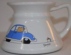Vintage Sandra Boyton Travel Coffee Tea Cocoa Mug    eBay