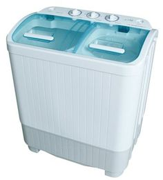 Panda Small Compact Portable Washing Machine(6-7lbs Capacity) with ...
