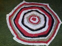 Plarn rug