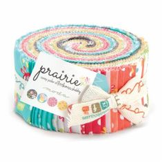 Prairie Jelly Roll by Cory Yoder of Little by HappyValleyQuilting