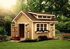 The Elite Craftmanship is a range of luxurious storage sheds from Ulrich Barn Builders. Our products are the best in the industry and have advanced features. Get in touch with our advisors at 817-736-1786.