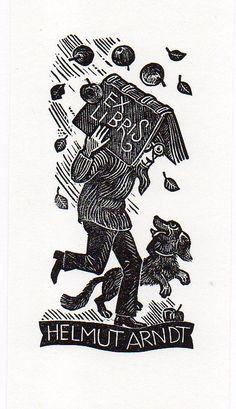 Richter, W. - 5251 | Exlibris Artshop