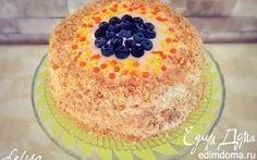 Тыквенный торт рецепты приготовления
