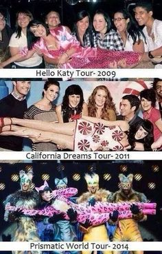 Katy Perry Tour