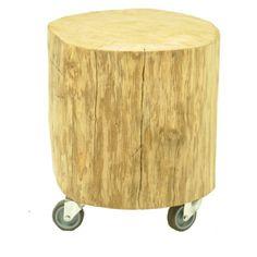 Boomstam tafel 40 cm hoog Stool, Furniture, Vintage, Home Decor, Bathroom, Medium, Washroom, Decoration Home, Room Decor