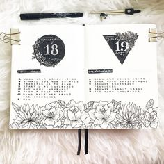 """671 Likes, 25 Comments - B E C K Y (@bujowithbecky) on Instagram: """"July 18 - 19. . . Layout inspired by @feebujo and gorgeous flowers by @bonjournal_"""""""