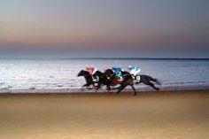 Traditional August Race on the beach in San Lúcar de Barrameda, Spain| El Viajero | EL PAÍS
