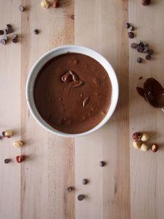 Homemade Nutella that tastes just like the original! #recipe #chocolate