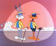 Image - Bugs bunny and daffy duck warner bros. Cartoon Cartoon, Cartoon Crazy, Cartoon Photo, Cartoon Movies, Daffy Duck, Bugs Bunny, Classic Cartoon Characters, Classic Cartoons, Tv Sendungen