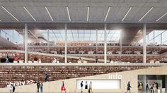 Gallery - Architects for Urbanity Win Competition for Varna Regional Library - 3