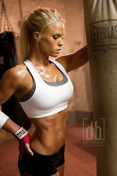 I really want to learn kickboxing!