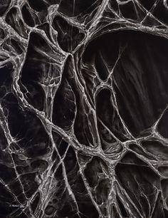 Abstract Alien Landscape