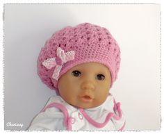 Babymütze,Neugeborenenmütze   von Chariscap auf DaWanda.com