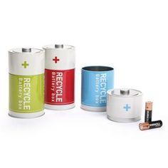 Tin Battery Box