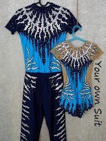 Rhythmic gymnastic leotard, Ritmisch gym pakje Gymnastics Leotards, Peplum, Suits, Tops, Women, Fashion, Moda, Women's, Suit