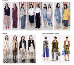 Preview Spring Summer 2015 apparel, shoes and make up by Tia Cibani, Belstaff, Erika Cavallini Semi-Couture ----- pre-collezione moda trend Primavera Estate 2015 abbigliamento scarpe accessori e trucco