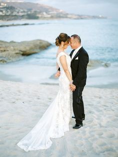 AN INTERTWINED EVENT: STUNNING WEDDING AT MONTAGE LAGUNA | Intertwined Weddings & Events | The Grovers  Bride and Groom, I Do, Beach Wedding