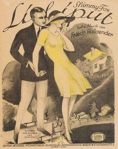 Liliput, Musikalien, Hollaender, Friedrich, 1922