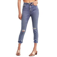 - BDG Twig Crop High-Rise Skinny Jean, $69