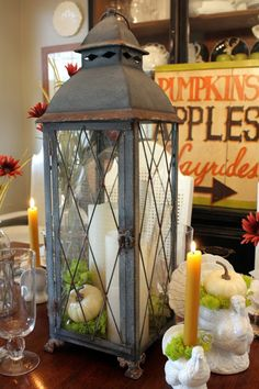 Sweet Something Designs: A Thanksgiving Tablescape