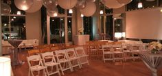 The Richmond - Small Wedding Venue Toronto (max 90 seated) Wedding Venues Toronto, Event Venues, Downtown Toronto, Table Decorations, Space, Gallery, Furniture, Home Decor, Floor Space
