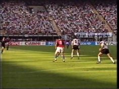 WM 1990: Achtelfinale: Deutschland - Tschechoslowakei 1:0