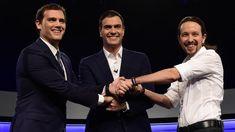 La prensa internacional ya ve al PP fuera del poder en España. Piensa que gobernará el PSOE con Pedro Sánchez de presidente con reformas de Podemos y Cs.