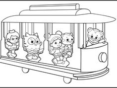daniel tiger coloring sheets - Daniel Tiger Coloring Pages