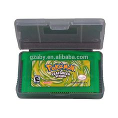 Cheap Price High Quality Trading Cards Game Cards for nintendo GBA pokemon games