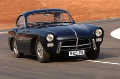 Made in Spain: Pegaso Z102 B 2.8 Saoutchik Coupe
