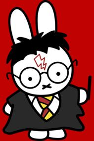 Harry Potter Miffy