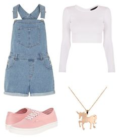 """""""Untitled #302"""" by angela229 ❤ liked on Polyvore featuring Dorothy Perkins, Vans and Louche"""