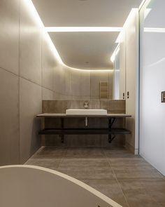 Hochwertig Redchurch Loft By Studio Verve Architects Oberlicht, Beleuchtung,  Badezimmer, Indirektes Licht, Lichter