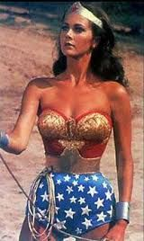 Wonder Woman!! She used to b my fav!! I wanted to b her. Lol