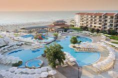 Hotel Clubhotel Miramar**** #dovolena #bulharsko #obzor