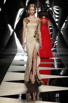 The Mireille Dagher Fall Winter 2013 14 Haute Couture Collection