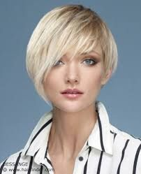 short hair one side - Google Search