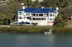 Beautiful Home Exterior  - Christina Khandan in Irvine California - via http://www.IrvineHomeBlog.com/HomeDecor