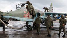 ВКС и сирийские ВВС приостановили авиаудары в районе Алеппо