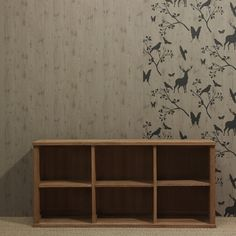 www.livinghome.nl info@livinghome.nl €245,- #vakkenkast #kast #bruin #hout #interieur
