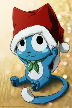 Tags: Anime, FAIRY TAIL, Happy (Fairy Tail), Cinzia Happy *----------*