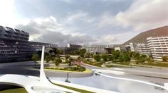 ARCHISEARCH.GR - ZAHA HADID ARCHITECTS' FIRST PROJECT IN MEXICO, ESFERA CITY CENTER