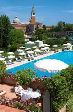 Hotel Cipriani and Palazzo Vendramin