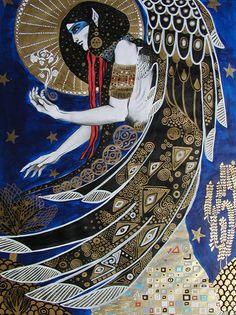 Archangel Michael by Tagwerk on DeviantArt