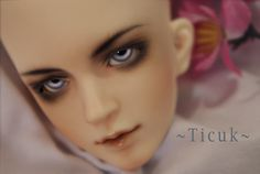 A stunning Ryu by BJD faceup artist Ticuk on Flickr. Stunning, stunning boy! <3 Migidoll Ryu | Flickr - Photo Sharing!