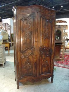 French Armoire   My Mouth Is Watering.